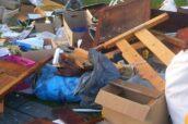Bouw afval/grof afval
